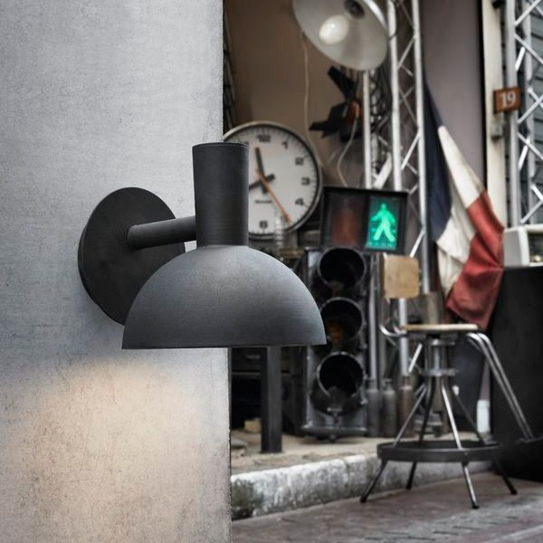 £59 Nordlux Arki Outdoor Wall Light - Black
