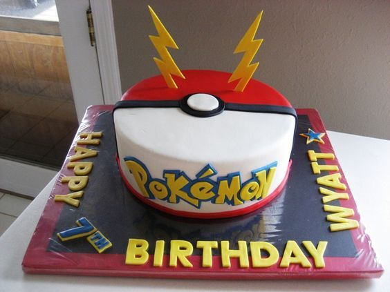 pokemon party favor ideas - Yahoo Image Search Results