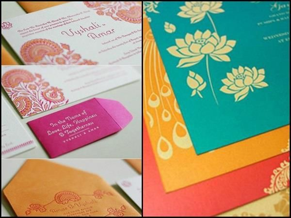 Experiment With Bright Colours. #Wedding #WomenTriangle www.womentriangle.com