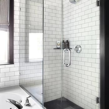how to design your bathroom shower white subway tiles gray grout osu interiors 24240