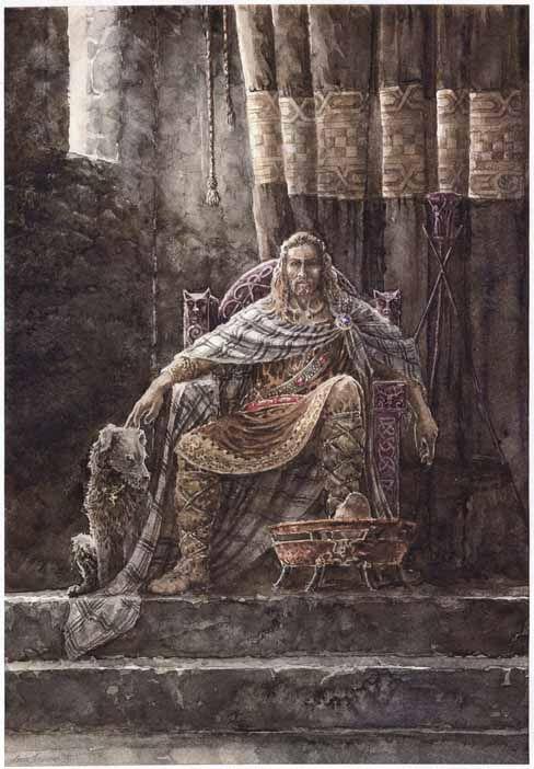 King Malcolm III of Scotland--my ancestor!!!