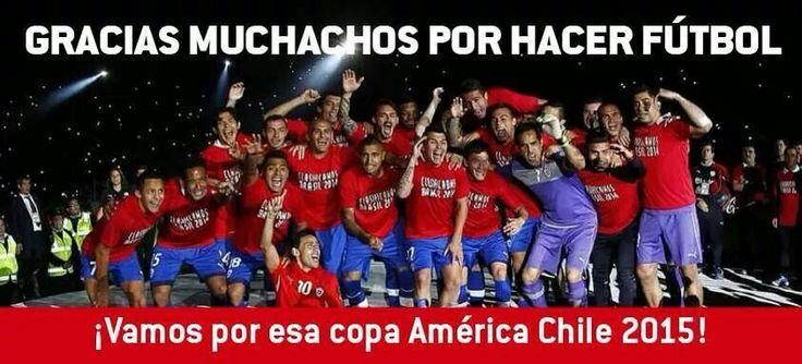 Copa America 2015!