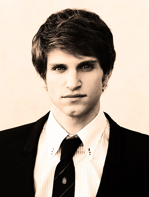 Keegan Allen, I thought he was creepy at the beginning, but now, I love him.