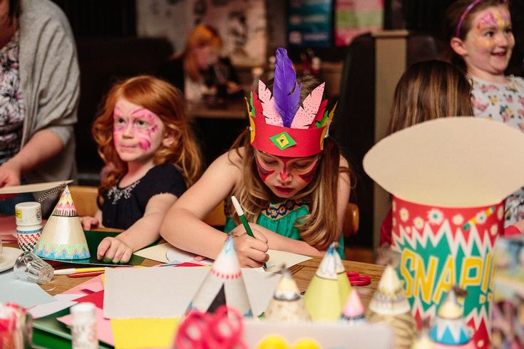 Camp Bestival Goes Wild on Tour. Paper-cut headdress and teepee making workshop! #campbestivalgoeswildontour #workshop #papercut