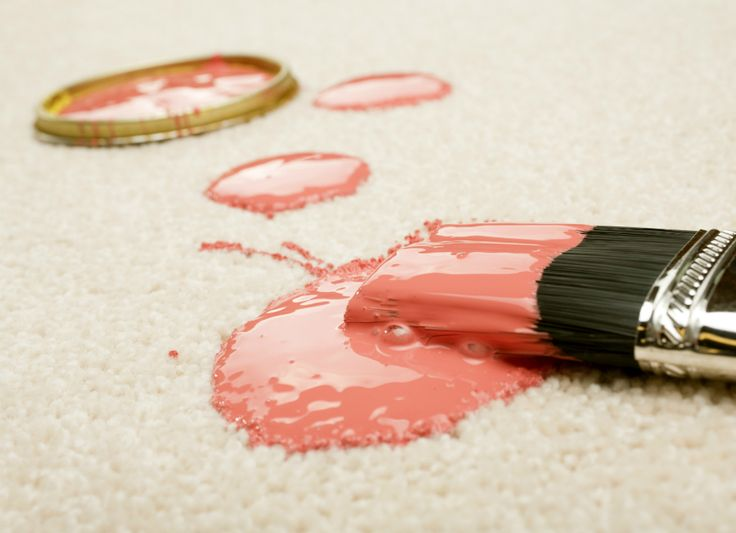 Image result for paint drops on carpet