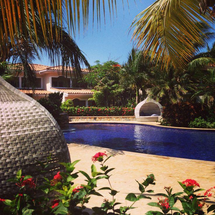 Mayan princess pool
