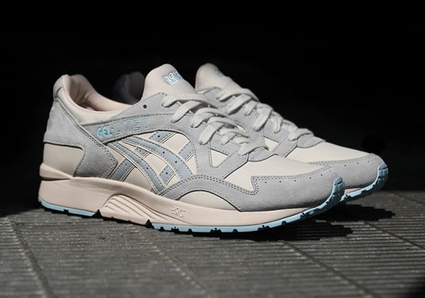 "ASICS looks to the sky for inspiration on this new ""Moonbeam"" colorway of the…"