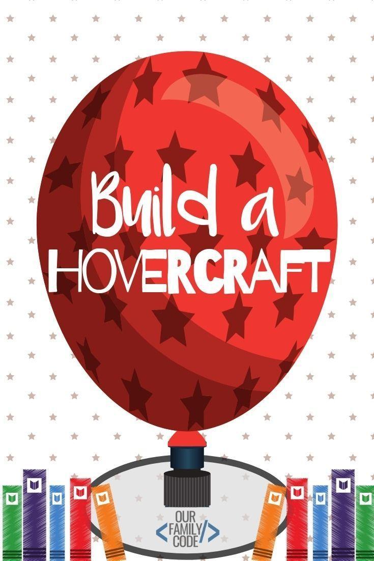 Storybook Steam Challenge Rosie Revere Hovercraft Kids
