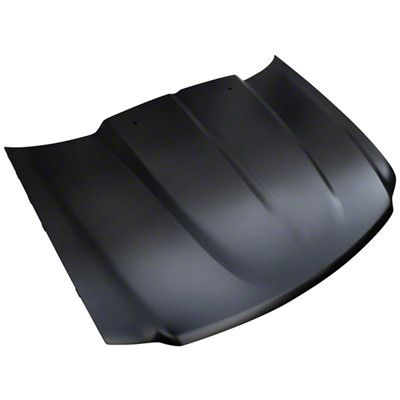 1997-2002 Ford Expedition COWL HOOD PANEL WITH 2in RISE AND NARROW SPINE