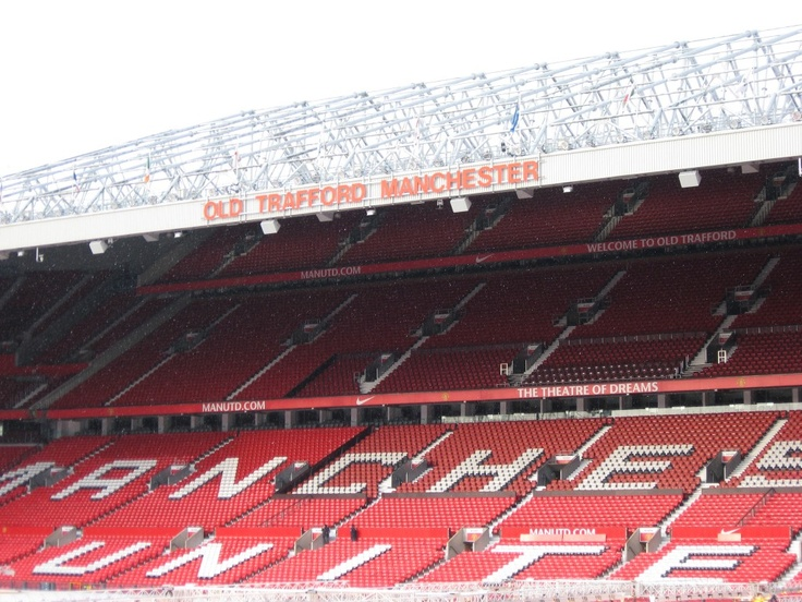 THE THEATRE OF DREAMS. The world's most important theatre.
