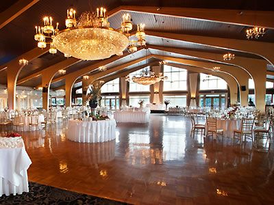 Unusual places to have a wedding reception