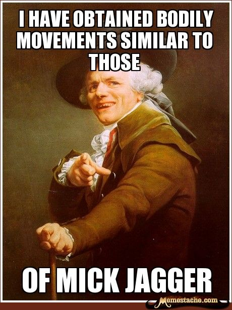 Moves like Jagger: Giggle, Josephducreux, Joseph Ducreux, Funny Stuff, Even, Funnies, Humor, Things