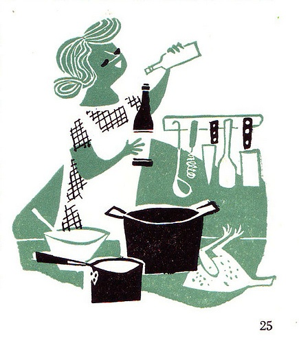 Wines of the Cape (1959)    Illustrator Credit: M.Waher