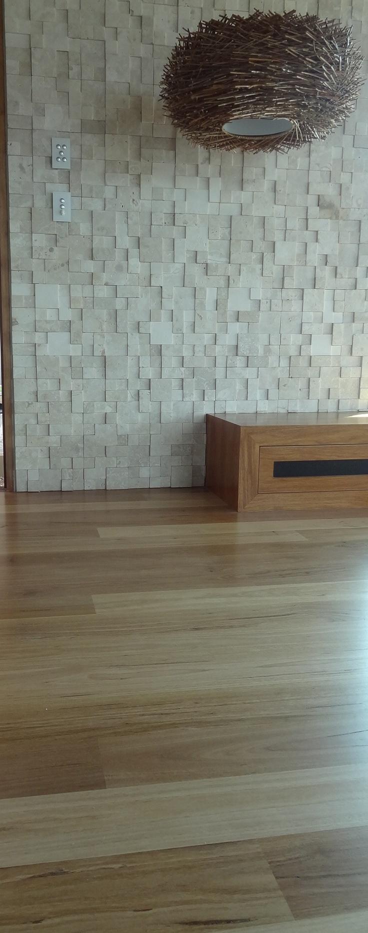 Beautiful Black butt flooring,