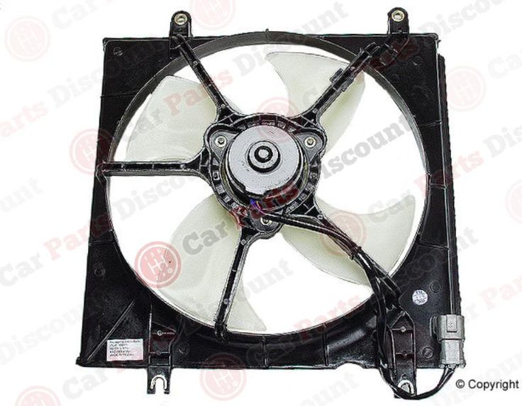 Performance Radiator Core Fan Motor, 19000p3f004 #car #truck #parts #cooling #system #fans #kits #19000p3f004