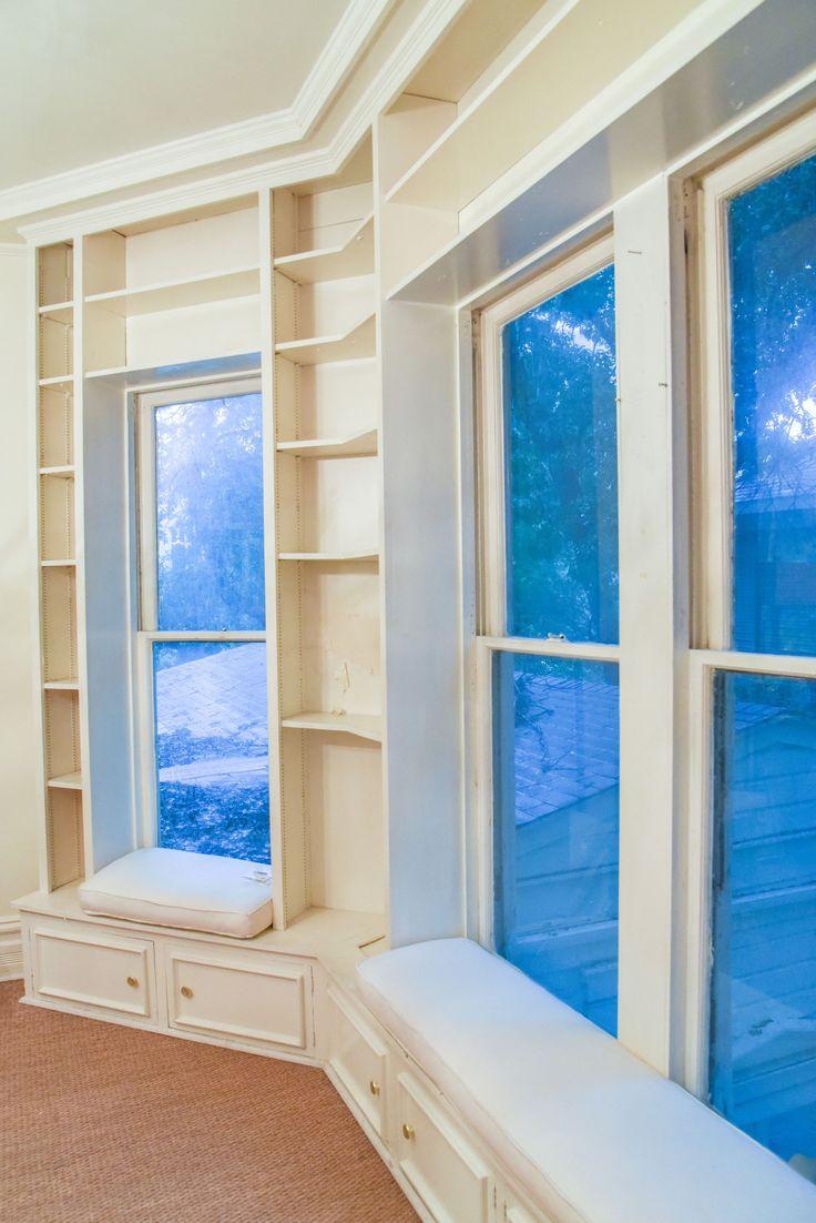 Shelves Around Window 33 Best Shelves Around A Window Images On Pinterest Room Window