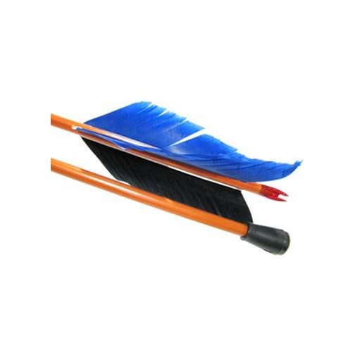 """Flu-flu Cedar 11/32 Arrow with Rubber Blunt (6 pack) from Hot Shot Manufacturing: """"Select grade 11/32… #Sport #Football #Rugby #IceHockey"""