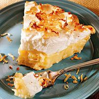 Double-Coconut Cream Pie by Better Homes and Gardens