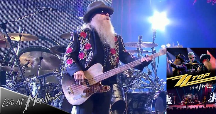 ZZ Top - Gimme All Your Lovin' (Live At Montreux 2013)