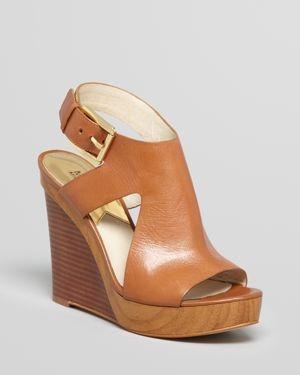 Wedge sandals - MICHAEL Michael Kors Platform Wedge Sandals