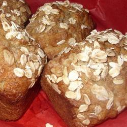 ... with plain yogurt http allrecipes com recipe oatmeal banana nut bread