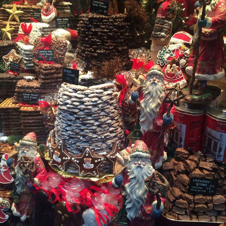 Weihnachtsmarkt Aachen Printenbäckerei #Aachen #Weihnachtsmarkt #Printen #Christmas #gingerbread