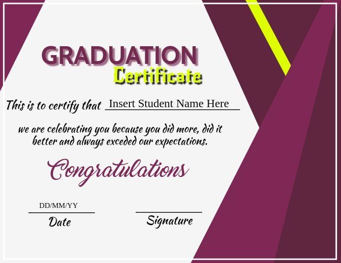 Graduation Party Slideshow Powerpoint Graphics Congratulations