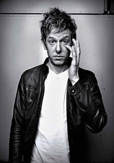 such a good lyricist. lovely vocal style  Constant Inspiration: Britt Daniel of Spoon