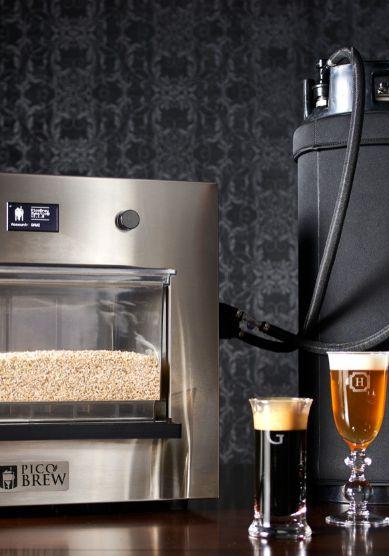 portable brewing machine