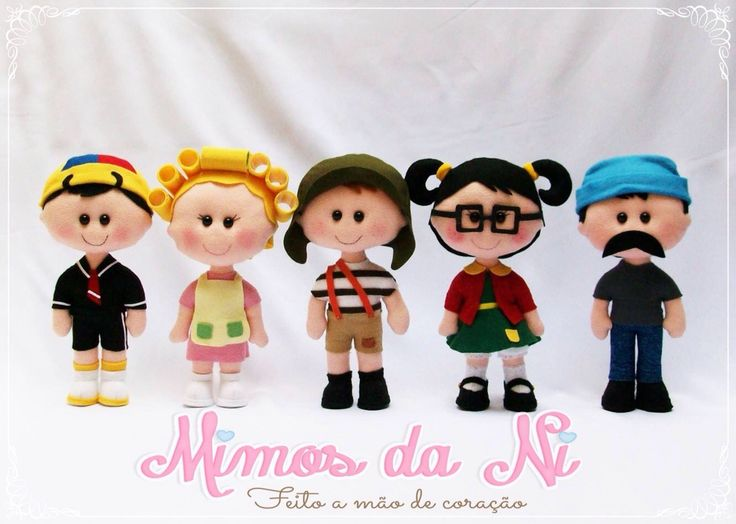 Turminha do Chaves - Cuties