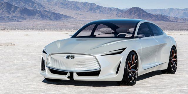 Nissan Luxury Brand >> Nissan S Premium Luxury Brand Infiniti Looks To Dethrone Tesla In