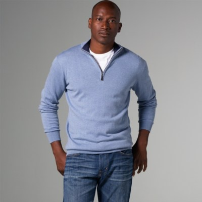 1 4 Zip Sweater Collar Up Or Down 28