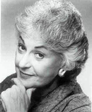 "(>2014-2015<) - † BEA ARTHUR (Bernice Frankel) Sathurday, May 13, 1922 - 5' 9½"" - New York City, New York, USA. / Saturday, April 25, 2009 (age 86) - Brentwood, Los Angeles, California, USA."