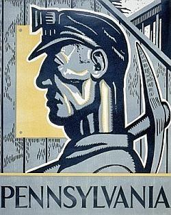 Pennsylvania WPA Poster