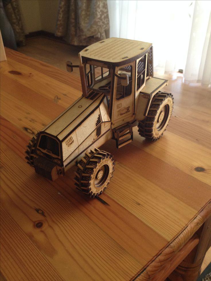Bell Hauler Tractor
