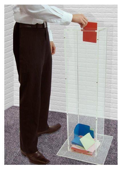 Premium Ballot Box - CQC Compliance Unit
