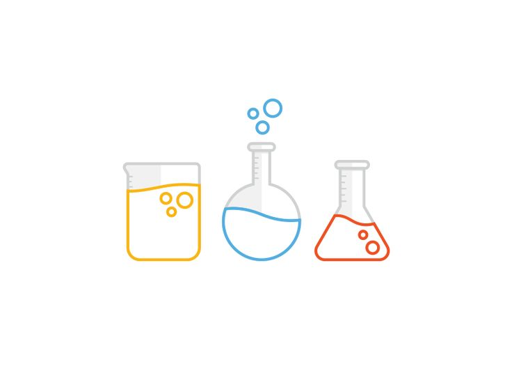Worked on some science icons today, here were some of my favorites :) Again, huge props to @Charlie Waite for the direction and style of these little guys!  Created with the Focus Lab team