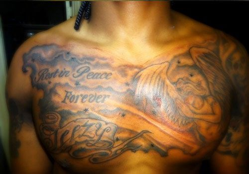 heaven tattoo ideas for men on chest house decor pinterest picture tattoos ideas and pictures. Black Bedroom Furniture Sets. Home Design Ideas