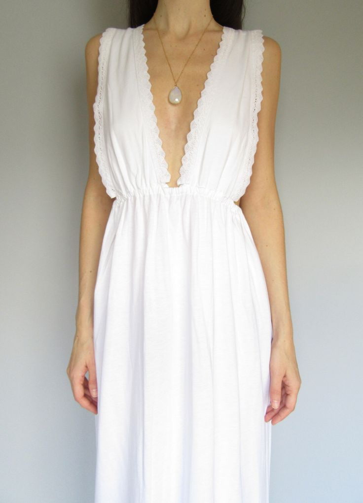 Best 25 beach wedding sundress ideas on pinterest for Organic cotton wedding dress