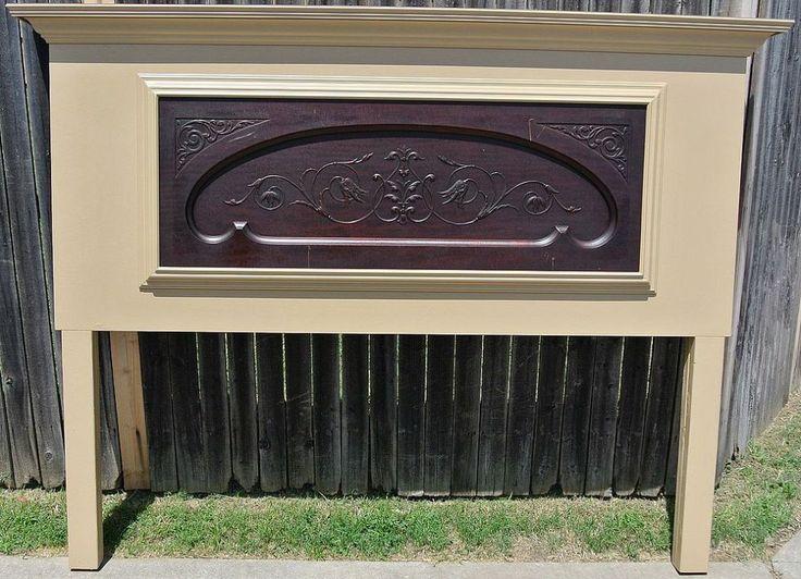 Piano Headboard Vintage King Size Headboard And Vintage