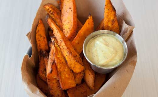 Epicure's Cajun Oven Fries