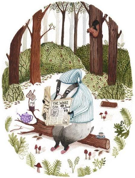 Children's Illustrator :: Amy Adele << Illustration Friday