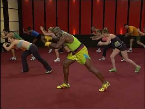 Ultimate Tae Bo Anniversary Edition - YouTube