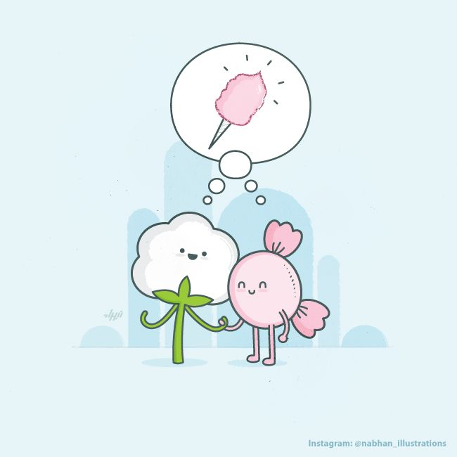Cotton Candy by NaBHaN.deviantart.com on @deviantART