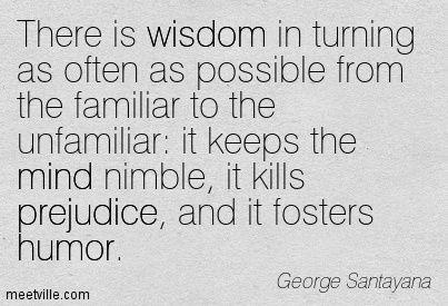 George Santayana #wisdom