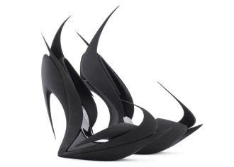 Dünyaca Ünlü Mimarlar ve Tasarımcılar United Nude İçin 3D Baskı Ayakkabılar Tasarladı #unitednudes #sculpturalshoes #designers