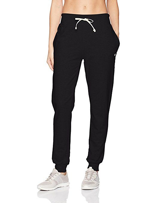 52a2b158e Champion Women s Authentic Originals French Terry Jogger Sweatpant ...