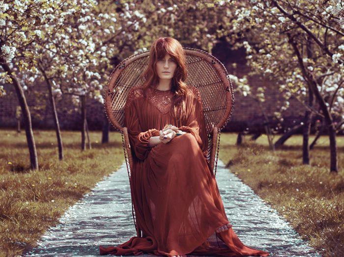 Florence + The Machine lança curta de 10 minutos como clipe de duas músicas!