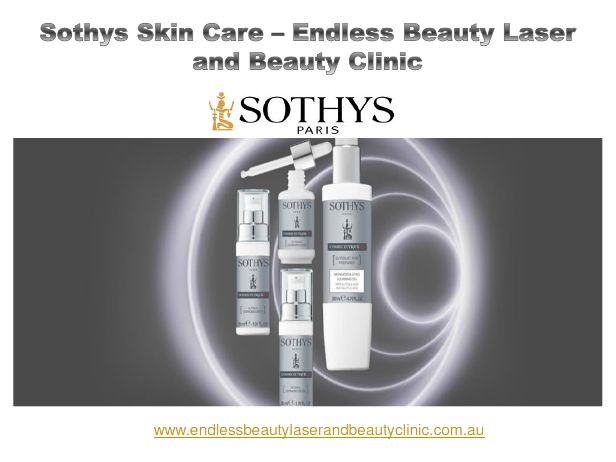 Sothys Skin Care – Endless Beauty Laser and Beauty Clinic  Sothys was created in France nearly 60 years ago. It is one of the few cosmetic companies in the world with its own Research & Development Laboratory and dermatological testing clinic. https://drive.google.com/file/d/0B4el2Kwm2beka1cwRlJQZGl6WDQ/view?usp=sharing