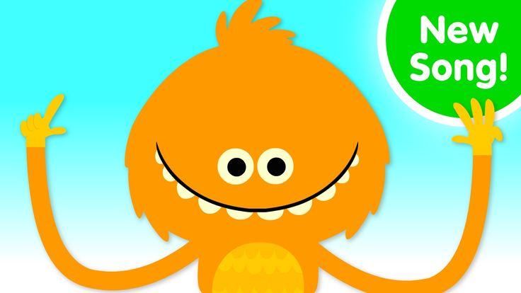 "Count fingers AND toes with a friendly group of monsters in ""How Many Fingers?"" New from Super Simple Songs."